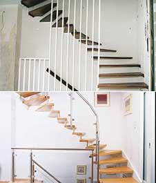 Renovierung und Umbau