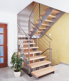 Treppen für Innen- und Außenbereiche